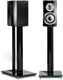 quadral Chromium Style 2 schwarz, Paar