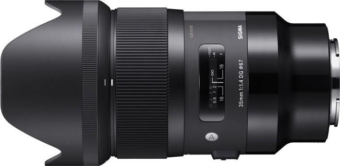 Sigma Art 35mm 1.4 DG HSM für Sony E (340965)