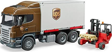 Bruder Logistics € 49 Profi R Scania Series da Truck03581A partire Ups OZNkXn0wP8