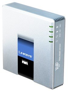 Cisco SPA2102 VoIP phone adapter