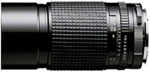 Pentax smc 67 300mm ED IF schwarz (29464)