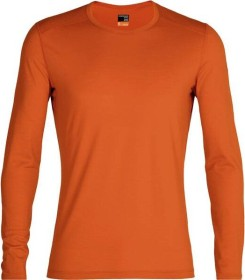 Icebreaker Merino 200 Oasis Crewe Shirt langarm spice (Herren) (104365-070)