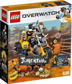 LEGO Overwatch - Junkrat & Roadhog (75977)