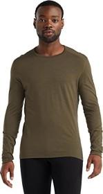 Icebreaker Merino 200 Oasis Crewe Shirt langarm loden (Herren) (104365-069)