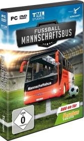 Der Fernbus Simulator - Fußball Mannschaftsbus (Download) (Add-on) (PC)