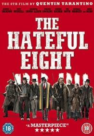 The Hateful Eight (DVD) (UK)