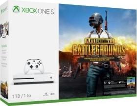 Microsoft Xbox One S - 1TB Playerunknown's Battlegrounds Bundle white