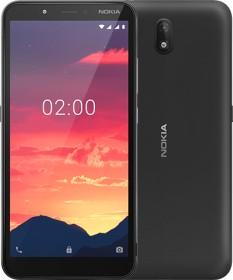 Nokia C2 Dual-SIM schwarz