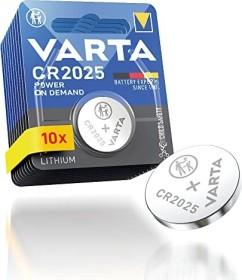 Varta CR2025, 10er-Pack