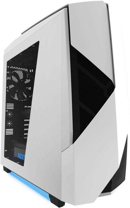 NZXT Noctis 450 weiß, Acrylfenster (CA-N450W-W1)