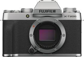 Fujifilm X-T200 silber Body