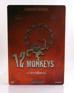 12 Monkeys (Special Editions) -- © bepixelung.org