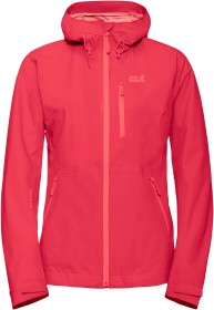 Jack Wolfskin Eagle Peak Jacke tulip red (Damen) (1113001-2058)