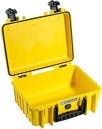 71afa30ae150c B W International Outdoor Case Typ 3000 Koffer gelb ab € 72