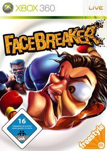 Facebreaker (deutsch) (Xbox 360)