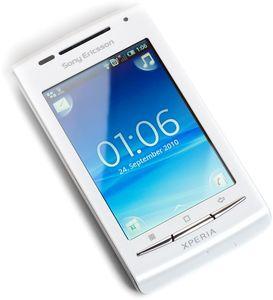 Produktbilder Vodafone CallYa Sony Ericsson Xperia X8