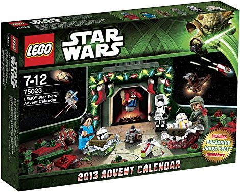 LEGO Star Wars Exclusives - Advent Calendar 2013 (75023)