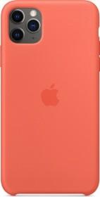 Apple Silikon Case für iPhone 11 Pro Max Clementine (MX022ZM/A)