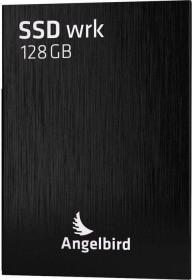 Angelbird SSD wrk for Mac 128GB, SATA (SSDWRKM128)