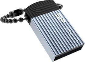 Silicon Power Jewel J20 16GB blau, USB-A 3.0 (SP016GBUF3J20V1B)