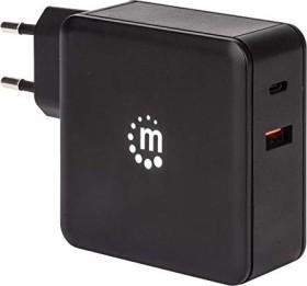 Manhattan Power Delivery USB-Ladegerät 60W schwarz (180214)