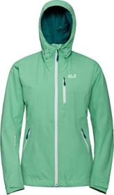 Jack Wolfskin Eagle Peak Jacke pacific green (Damen) (1113001-4076)