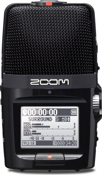 ZoomH2n digital Recorder