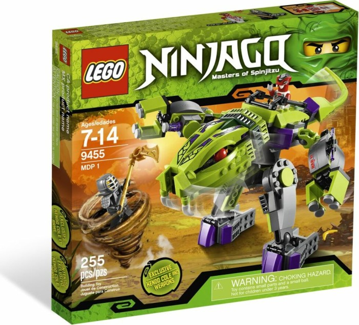 LEGO - Ninjago - Fangpyre Mech (9455) -- via Amazon Partnerprogramm