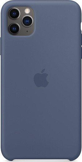Apple Silikon Case für iPhone 11 Pro Max alaska blau (MX032ZM/A)