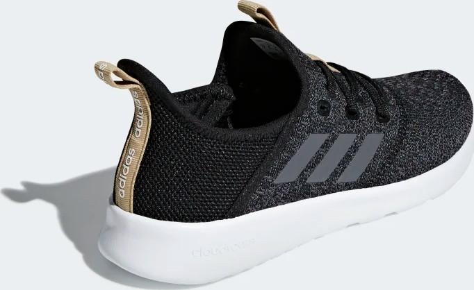 adidas Cloudfoam Pure core black/grey
