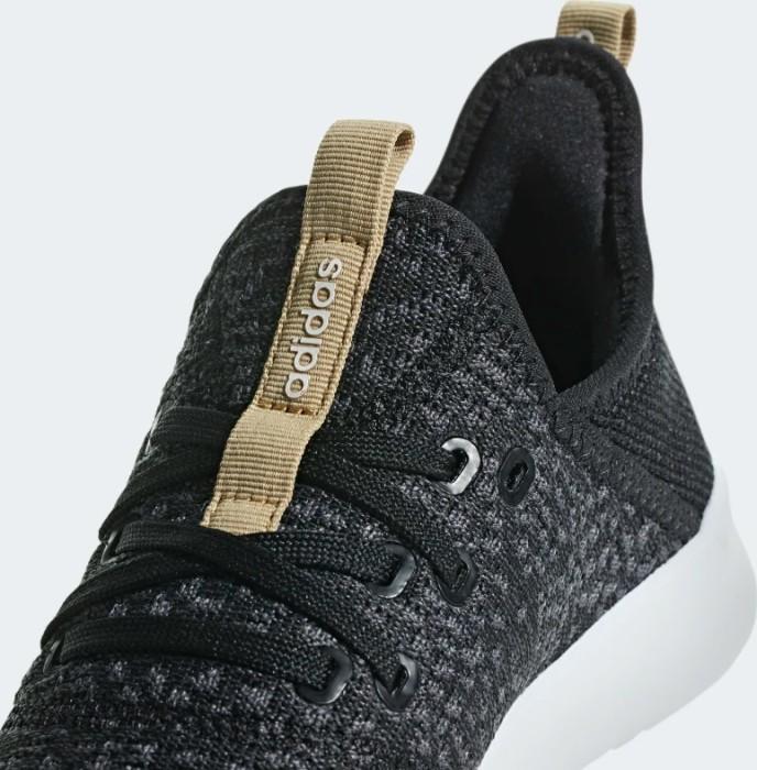 adidas Cloudfoam Pure core black/grey five (Damen) (F34677)