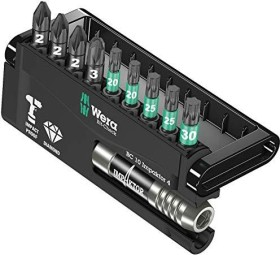 Wera bit-Check 10 Impaktor 4 bit set, 10-piece. (05057417001)