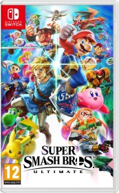 Super Smash Bros. Ultimate - Fighters Pass (Download) (Add-on) (Switch)