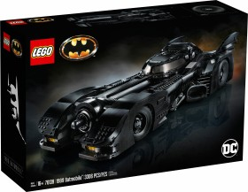 LEGO DC Universe Super Heroes - 1989 Batmobile (76139)