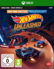 Hot Wheels Unleashed (Xbox One)