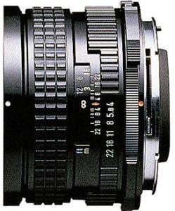 Pentax smc 67 45mm 4.0 schwarz (29250)