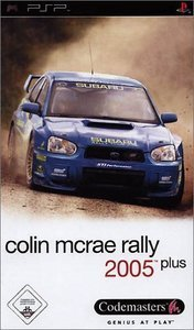 Colin McRae Rally 2005 (deutsch) (PSP)