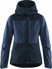 Fjällräven Keb Jacket dark navy/uncle blue (ladies) (F89892-555-520)
