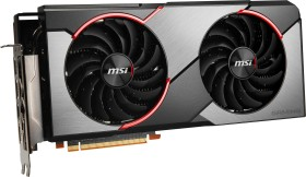 MSI Radeon RX 5700 XT Gaming X, 8GB GDDR6, HDMI, 3x DP (V381-032R)