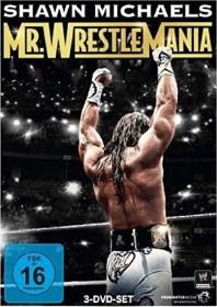 WWE - Shawn Michael (DVD)
