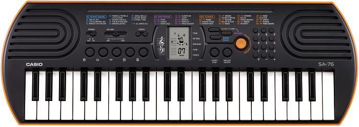 Casio SA76 Keyboard