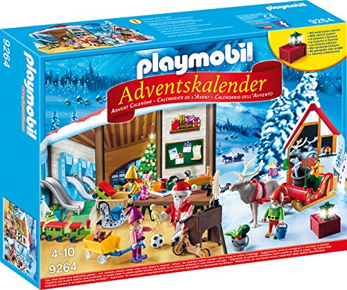 playmobil weihnachten wichtelwerkstatt adventskalender. Black Bedroom Furniture Sets. Home Design Ideas