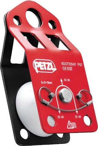 Petzl Kootenay Seilrolle -- via Amazon Partnerprogramm