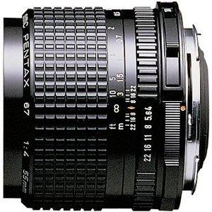 Pentax smc 67 55mm 4.0 schwarz (29210)