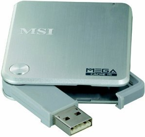 MSI mega cache 15 1536MB, USB-A 2.0 (MS-5502-010)