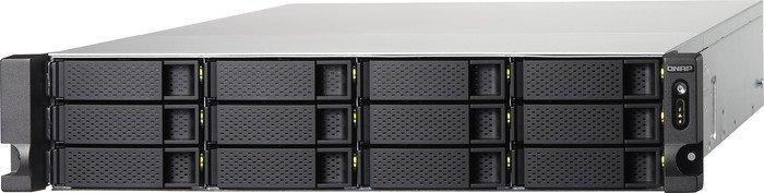 QNAP Turbo Station TS-1263U, 4x Gb LAN, 1x 10Gb SFP+
