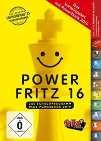 Chessbase Power Fritz 16 (deutsch) (PC)