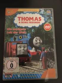 Thomas und seine Freunde 16 - Die mutigste Lok der Welt (DVD)