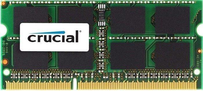 Crucial SO-DIMM 4GB, DDR3L-1600, CL11 (CT51264BF160B)