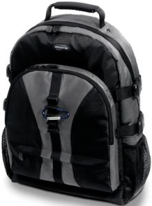 Dicota BacPac Jump backpack black/silver (N4018N)